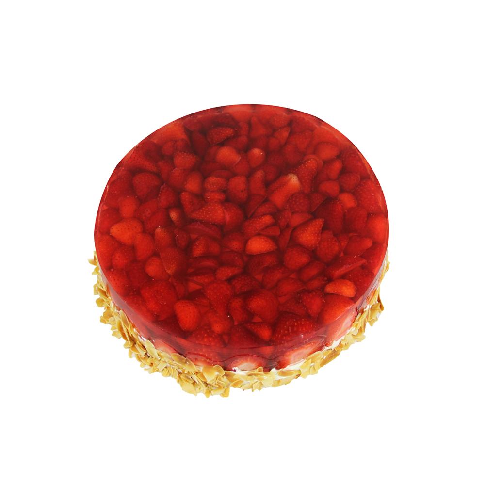 Erdbeerfruchttorte